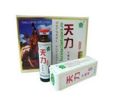 Natural potent x 4 fiole